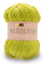 Hayfield Bonus Aran with Wool 400g - 628 Lime
